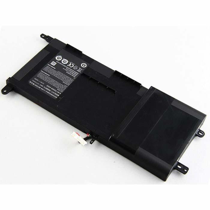 P650BAT-4 Battery 60WH 14.8V Pack for Clevo P650SA P650SE P650SG Sager NP8650 NP8651 NP8652