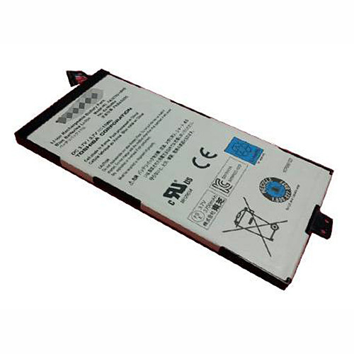 PA3978U-1BRS PABAS255 Battery 15WH 3.7V Pack for Toshiba Thrive 7
