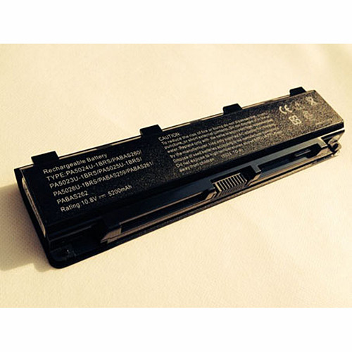 PA5024U-1BRS PA5109U-1BRS PA5024U-1BRS  Battery 5200mAh/6cell 10.8V/11.1V Pack for Toshiba Satellite C800 C850 C870 L800 L830 L855 L870 C55 C55Dt