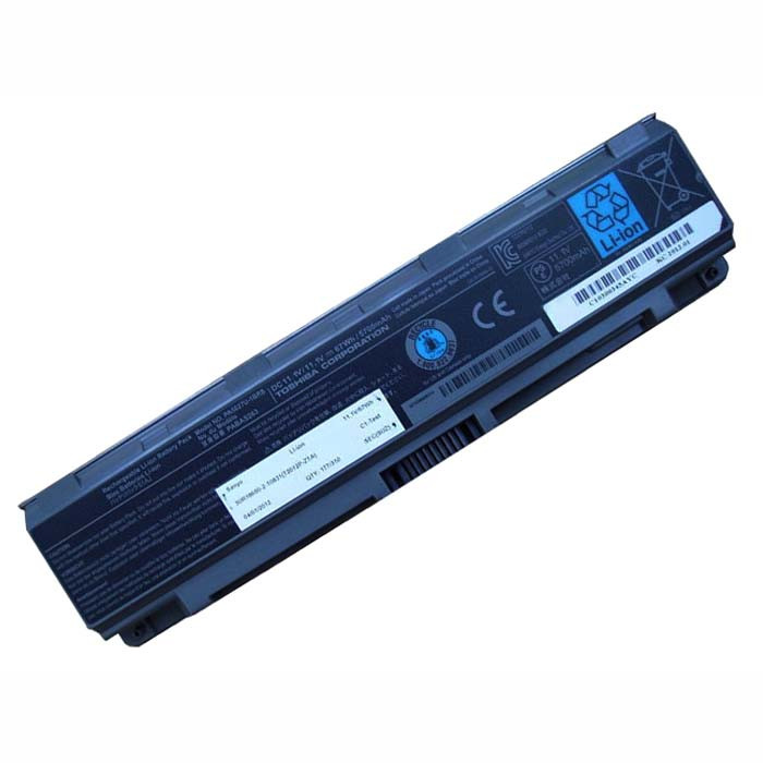 PA5026U Battery 67wh/5700mAh 11.1 Volt (10.8 Volt compatible) Pack for Toshiba M840 P875D P800