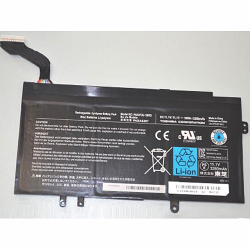 PA5073U-1BRS  Battery 38wh/3280mah 11.1V Pack for Toshiba Satellite U925T U920T