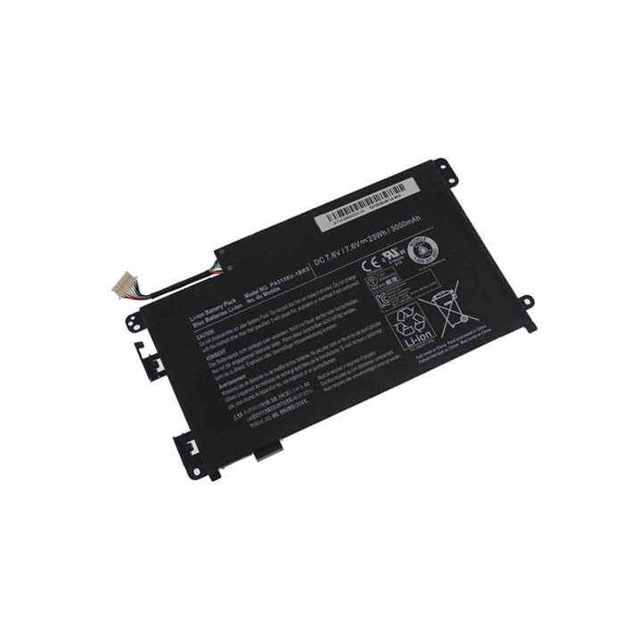 PA5156U-1BRS  Battery 23wh/3000MAH 7.6V Pack for Toshiba Click W35DT PA5156U-1BRS P000577240