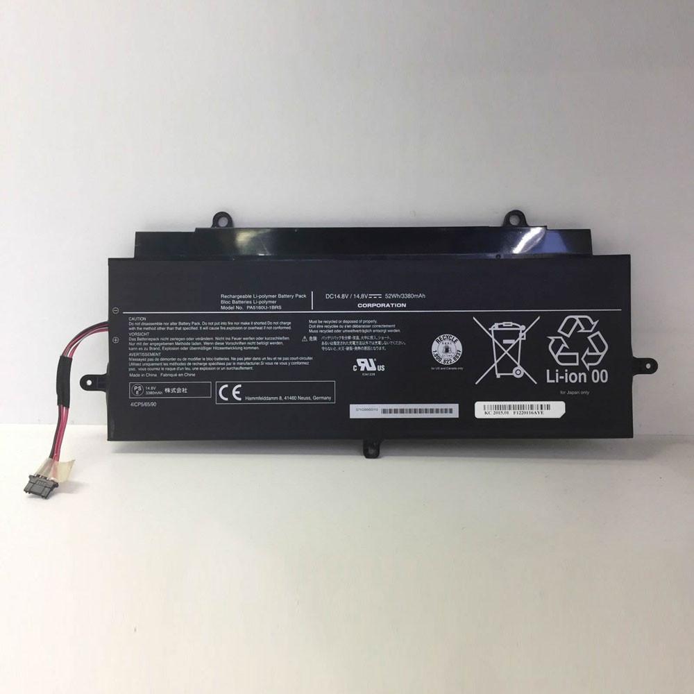 PA5160U-1BRS Battery 52Wh/3380mAh 14.8V Pack for Toshiba KIRAbook 13 KIRA-101 KIRA-102 KIRA-10D