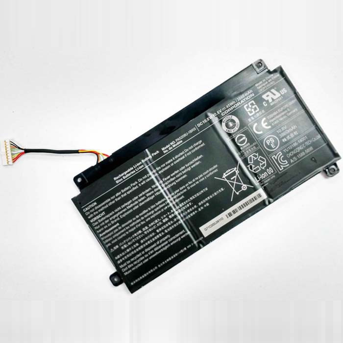 PA5208U-1BRS Battery 3860mAh/45Wh 10.8V Pack for Toshiba Satellite L55W-C Series