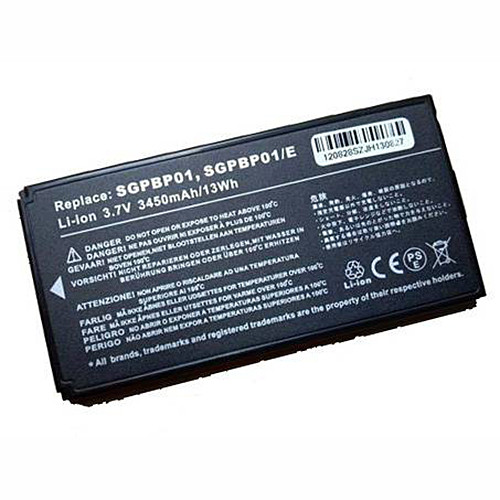 SGPBP01 SGPBP01/E Battery 13Wh 3.7V Pack for SONY VAIO SGPT211 SGPT212