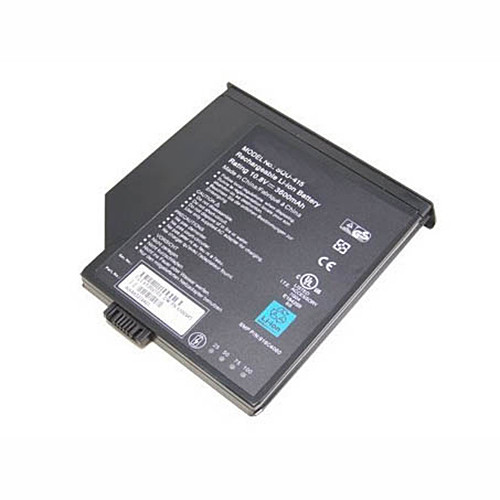 SQU-415 Battery 3600mAh 10.8V Pack for Gateway M280 CX200 laptop