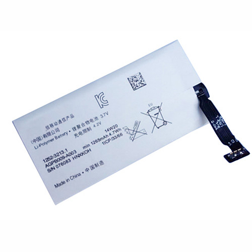 AGPB009-A003 Battery 1265mAh 3.7V Pack for Sony Xperia GO ST27i ST27 1265mAh + Tools