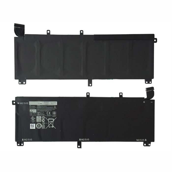 H76MV T0TRM Battery 61Wh/6cell 11.1V  Pack for DELL Precision M3800 & XPS 15 9530 61Wh 11.1V