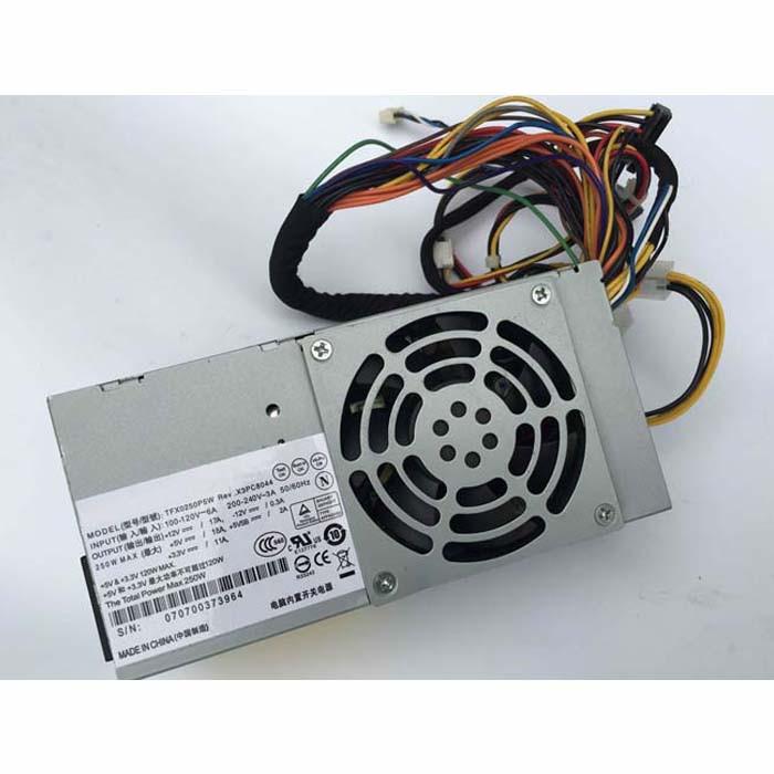 DELL MPX3V F250AD-00 AC Adapter for Dell Optiplex 390 250W Power Supply Unit PSU 12V 17A +5A +3.3V 250W