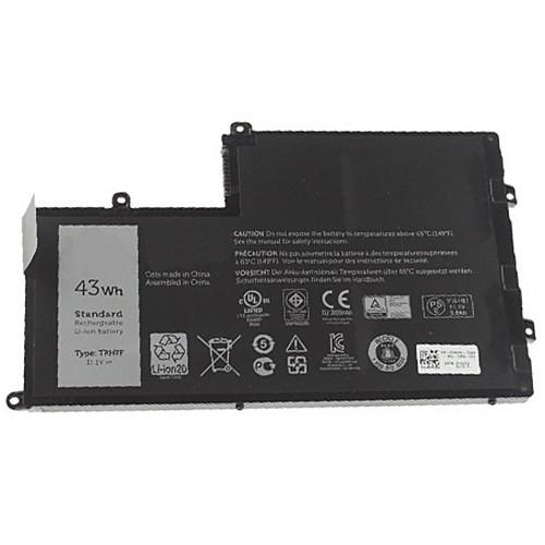 TRHFF 1V2F6 01V2F 1WWHW Battery 43Wh/3800mah 11.1V Pack for Dell Inspiron 15-5547 Maple 3C