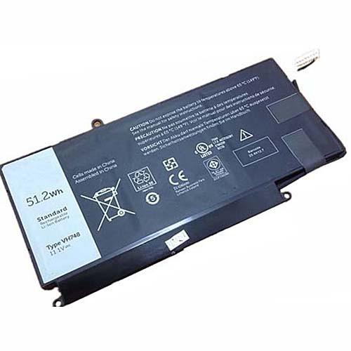 VH748 Battery 51.2Wh 11.4V Pack for Dell Vostro V5460 V5470 V5560 14-5439