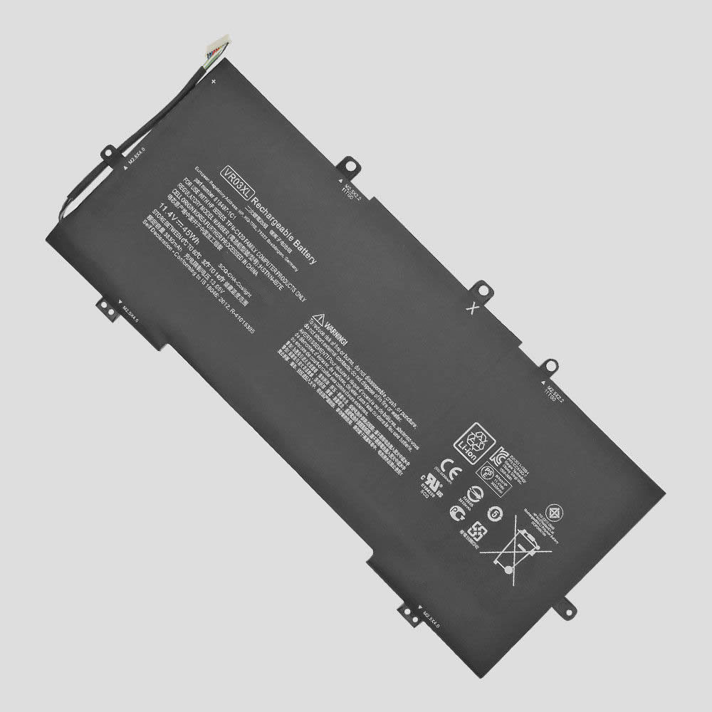 VR03XL Battery 45Wh 11.4V Pack for HP Envy 13-D046TU D051TU Pavilion 13-D Series