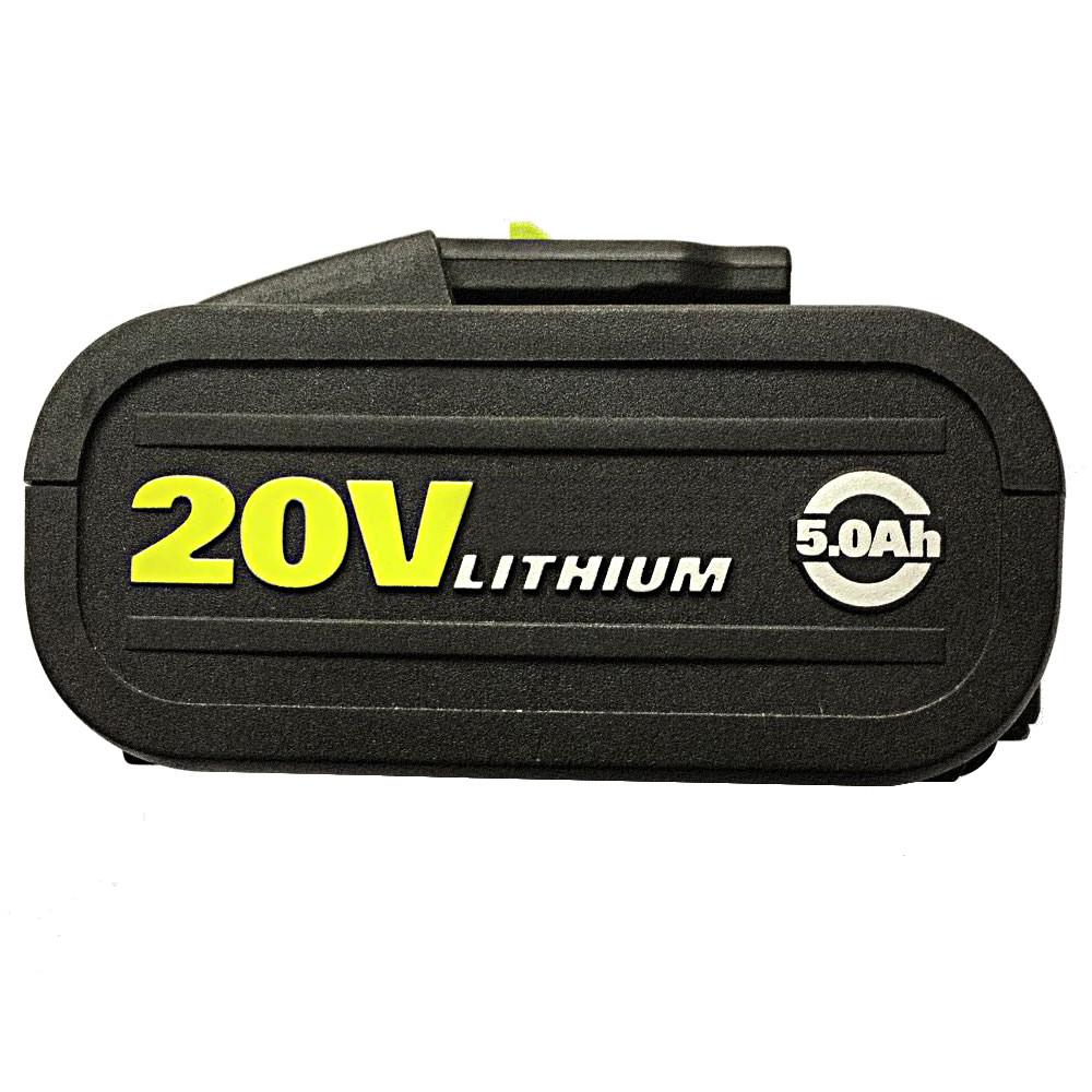 WA3525 Battery 5.0Ah/100W 20V Pack for WORX Series WG151s  WG155s  WG251s