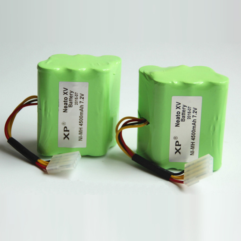 945-0005 Battery 4500MAH 7.2V Pack for Neato XV-11 XV-12 XV-13 XV-14 XV-15 XV-21 XV-25