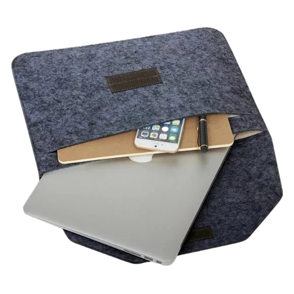 Cashmere Cloth Sleeve Bag Case Cover For Jumper EZbook 3 Pro Laptop 13.3 inch Protective Pouch