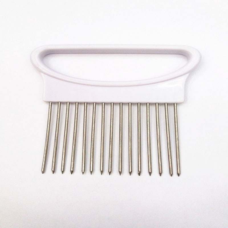 DIHE Fruits Vegetables Meat Section Locking Pin Stainless Steel