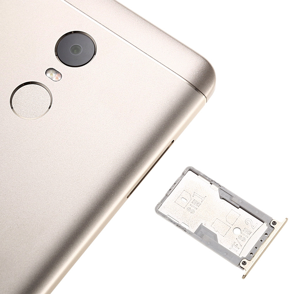 Xiaomi Redmi Note 4X 4G Phablet MIUI 9 5.5 inch Snapdragon 625 Octa Core 2.0GHz Fingerprint Scanner 5.0MP + 13.0MP Cameras