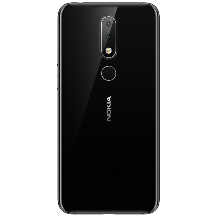 Nokia X6 4G Phablet 5.8 inch ( Nokia 6.1 Plus ) Android 8.1 Snapdragon 636 Octa Core 1.8GHz 6GB RAM 64GB ROM 16.0MP + 5.0MP Rear Camera Fingerprint Sensor 3060mAh Built-in