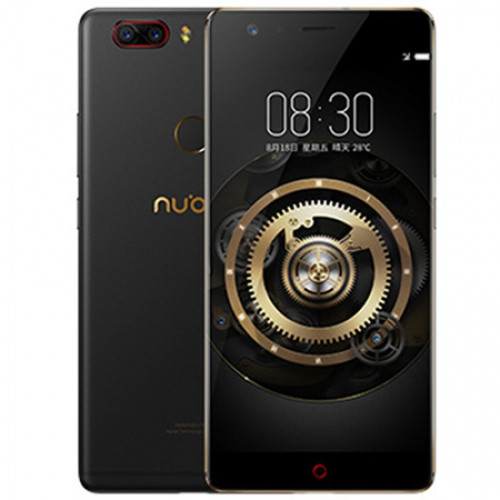 Nubia Z17 Lite 4G Phablet 5.5 inch Global Version Android 7.1 Snapdragon 653 Octa Core 1.95GHz 6GB RAM 64GB ROM 13.0MP Dual Rear Cameras Fingerprint Scanner