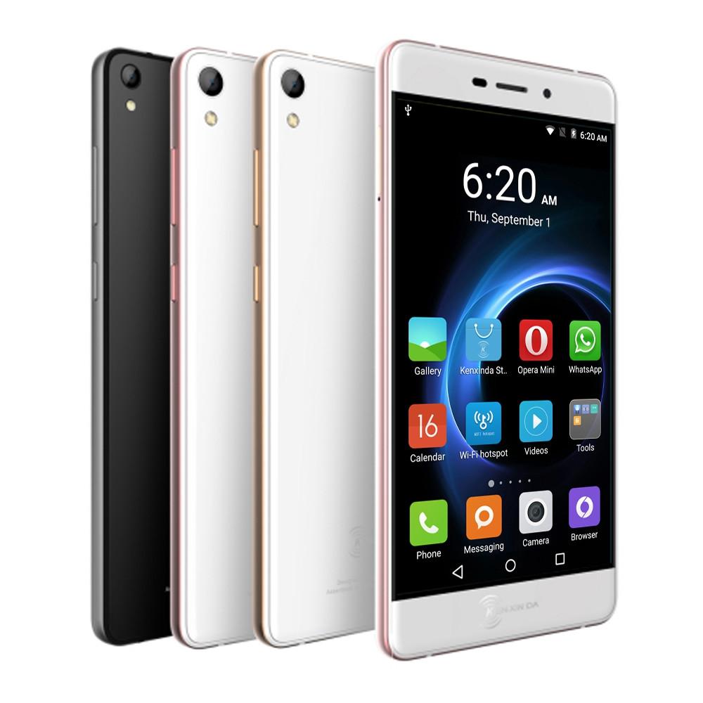KENXINDA R6 5.2 inch Android 5.1 4G Smartphone MTK6753 Octa Core 1.3GHz 2GB RAM 16GB ROM Corning Gorilla Glass 3 Screen GPS Dual Cameras WiFi