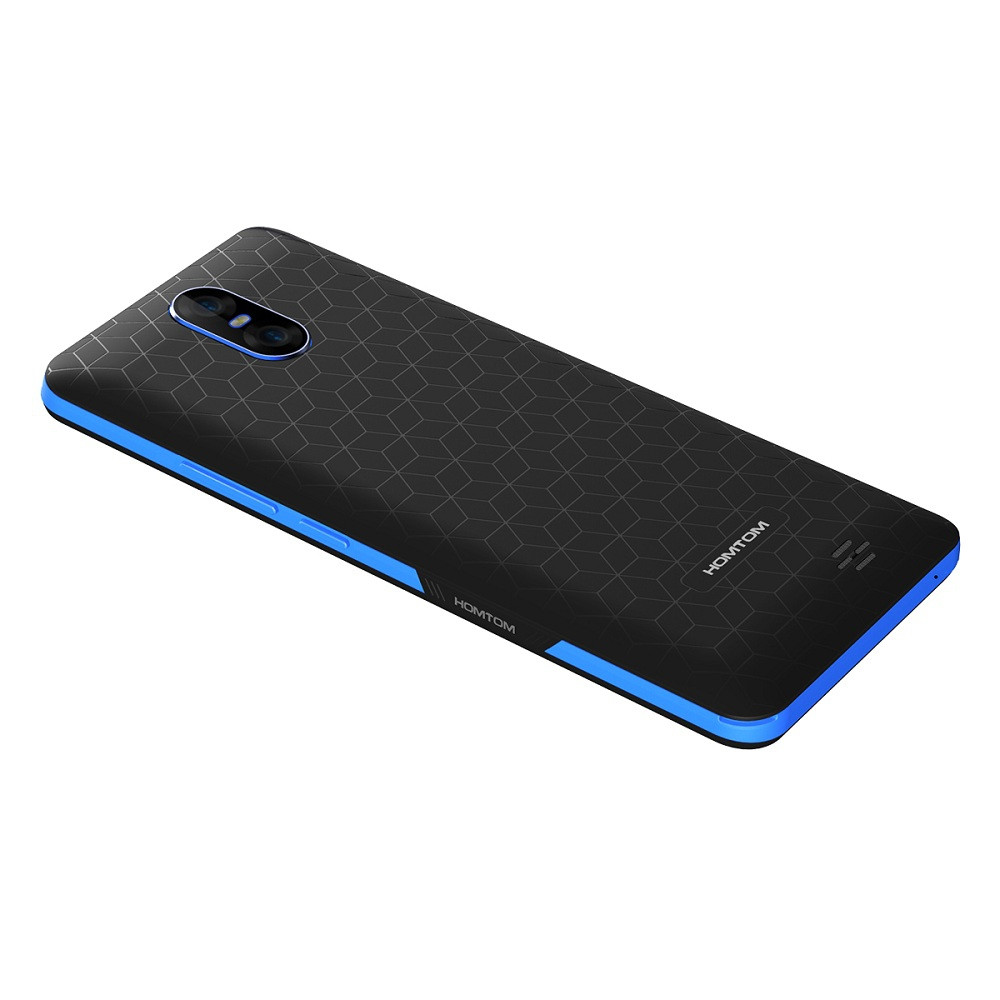 HOMTOM S12 3G Smartphone 5.0 inch Android 6.0 1GB RAM 8GB ROM Rear Cameras