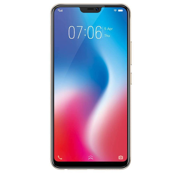 Vivo V9 4G Phablet 6.3 inch Android 8.1 Snapdragon 626 Octa Core 2.2GHz 4GB RAM 64GB ROM 24.0MP Front Camera Fingerprint Recognition 3260mAh Built-in