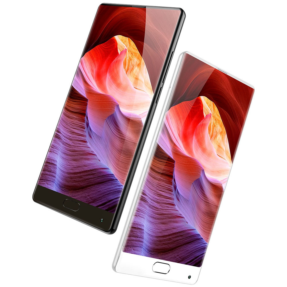 Bluboo S1 4G Phablet 5.5 inch Android 7.0 Helio P25 Octa Core 2.5GHz 4GB RAM 64GB 13.0MP + 3.0MP Rear Cameras Fingerprint Sensor
