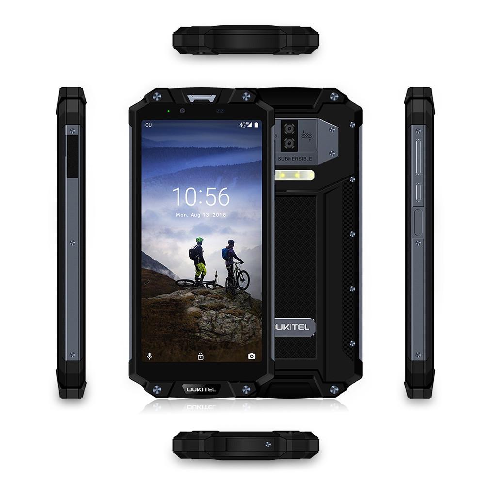 OUKITEL WP2 4G Phablet 6.0 inch MT6750T 4GB RAM 64GB ROM