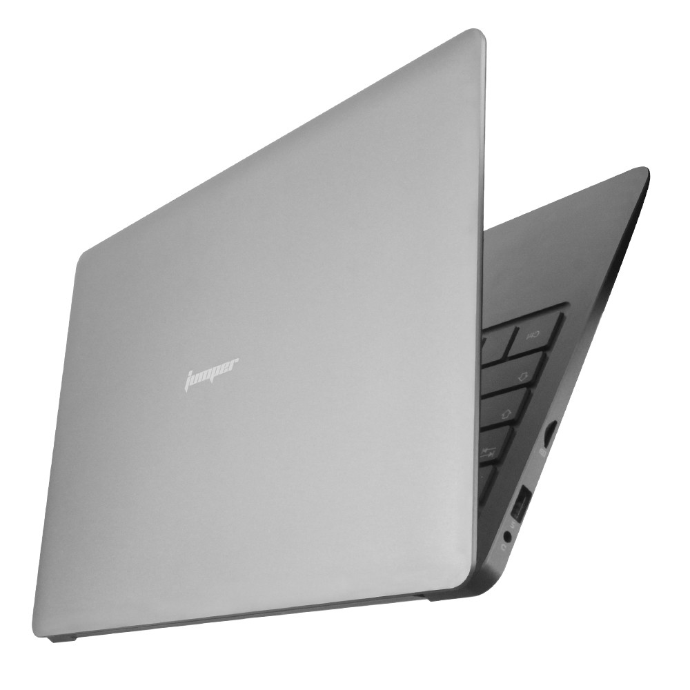 Jumper EZbook X3 Laptop 13.3 inch Windows 10 Home Version Intel Apollo Lake N3350 Quad Core 1.1GHz 6GB RAM 64GB eMMC HDMI Front Camera Dual WiFi