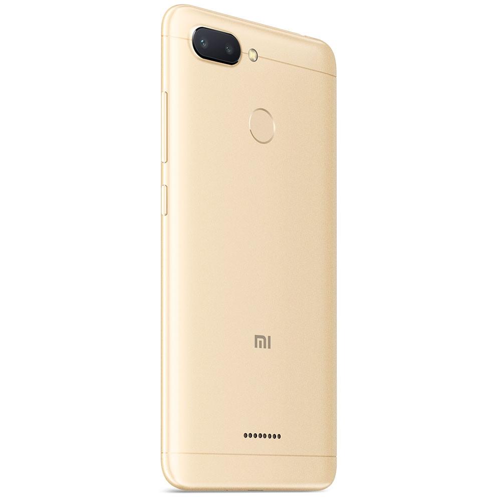 Xiaomi Redmi 6 4G Smartphone Android 8.1 Helio P22 Octa Core 4GB RAM 64GB ROM