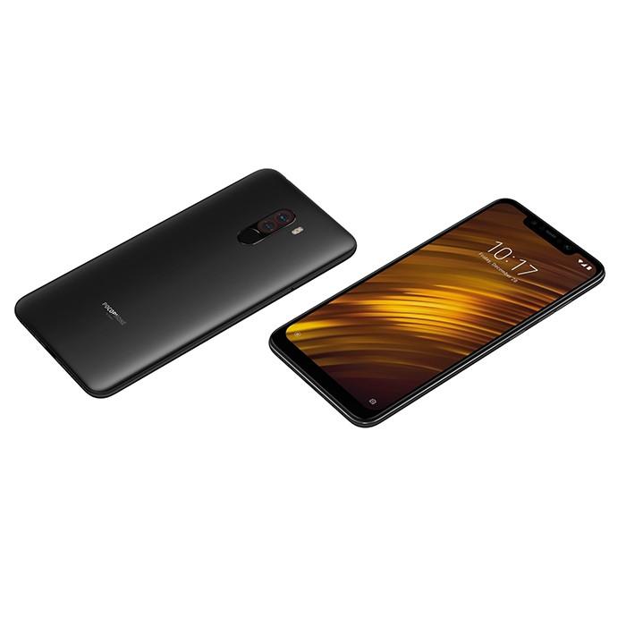 Xiaomi Pocophone F1 4G Phablet 6.18 inch Android 8.1 Snapdragon 845 Octa Core 2.8GHz 6GB RAM 128GB ROM 20.0MP Front Camera Fingerprint Sensor