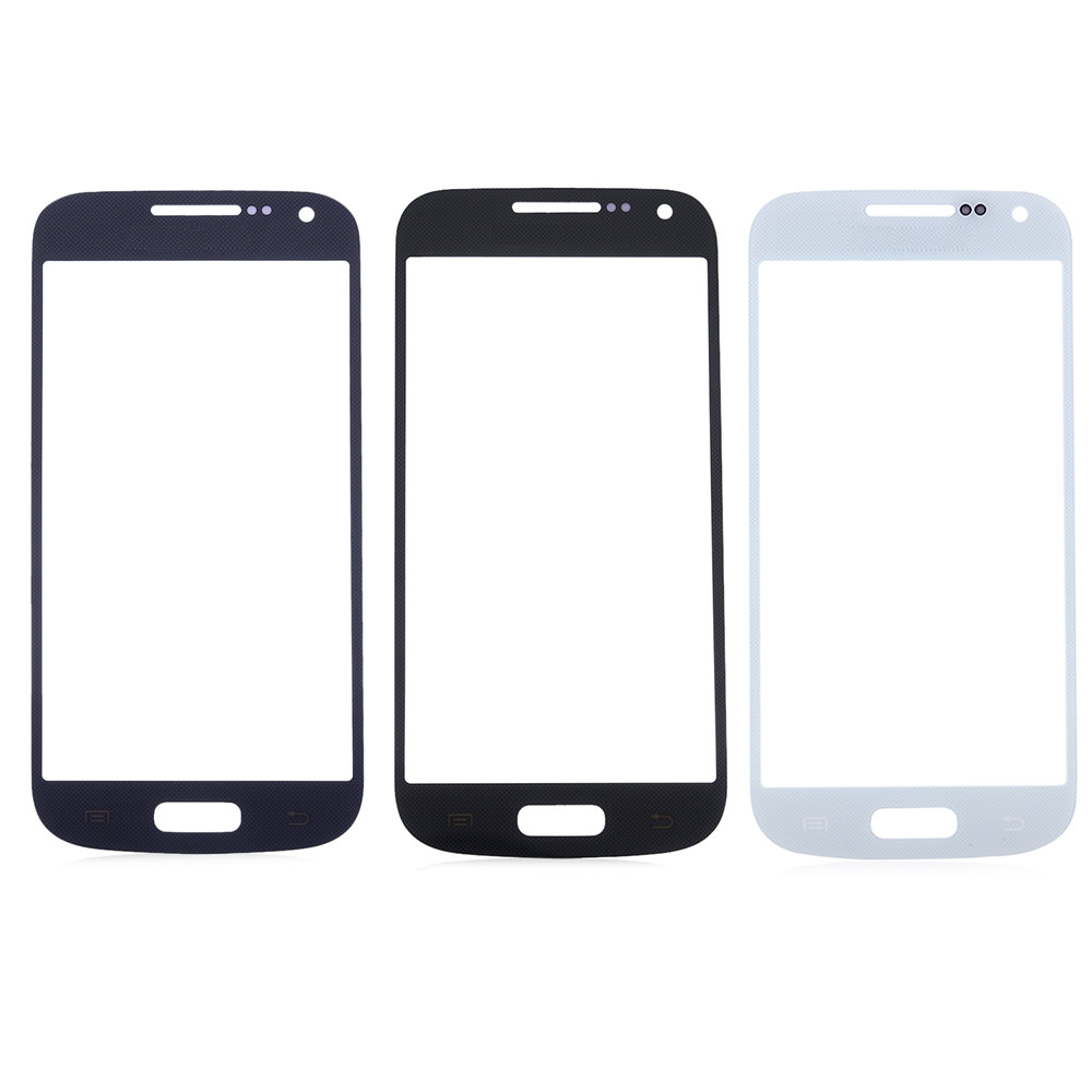 Front Outer Glass Lens Touch Screen Protective Case Cover with Repair Tools for Samsung S4 Mini