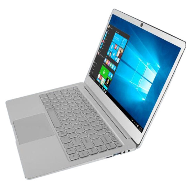Jumper EZbook X4 Notebook 14.0 inch Windows 10 Home Version Intel Celeron J3455 Quad Core 1.5GHz 6GB RAM 128GB SSD 2.0MP Front Camera Dual Band 4600mAh Built-in