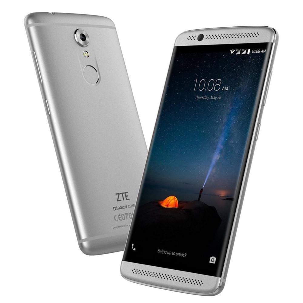 ZTE AXON 7 Mini Android 6.0 5.2 inch 4G Smartphone Snapdragon 617 Octa Core 1.5GHz 3GB RAM 32GB ROM 13.0MP Rear Camera Fingerprint Scanner
