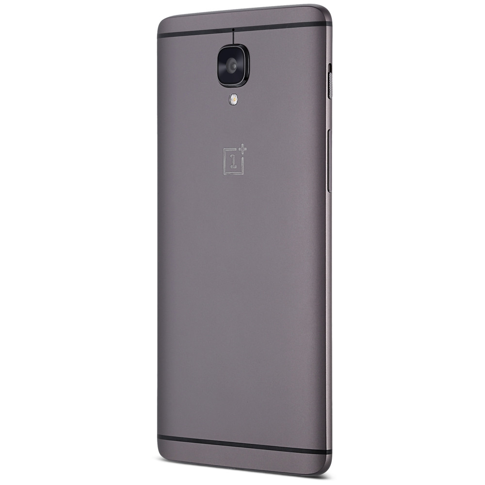 OnePlus 3T 5.5 inch OxygenOS 4G Phablet Snapdragon 821 Quad Core 2.35GHz 6GB RAM 64GB ROM 16.0MP Front Camera Corning Gorilla Glass 4 Optic AMOLED Screen