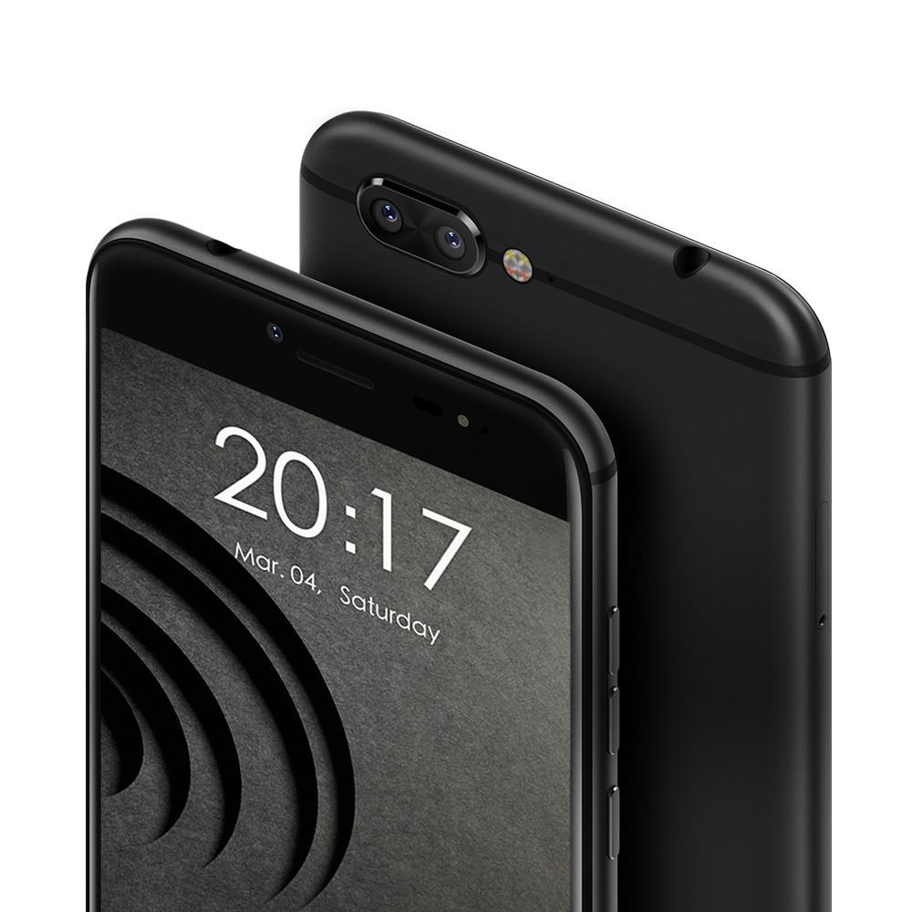 Ulefone Gemini Pro 4G Phablet 5.5 inch Android 7.1 MTK6797 Deca Core 2.6GHz 4GB RAM 64GB ROM 13.0MP Dual Rear Cameras Fingerprint Scanner Type-C