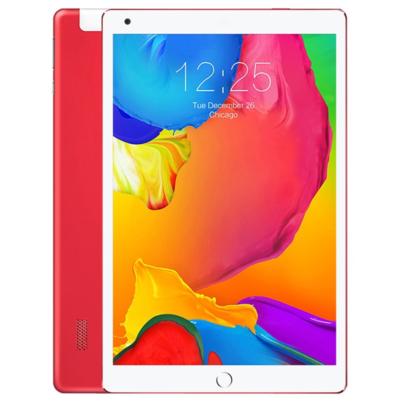 3G Tablet PC 10.1 inch Android 7.1 MTK6592 Octa Core 1.7GHz 2GB RAM 32GB ROM 2.0MP Front Camera OTG OTA 5500mAh Built-in
