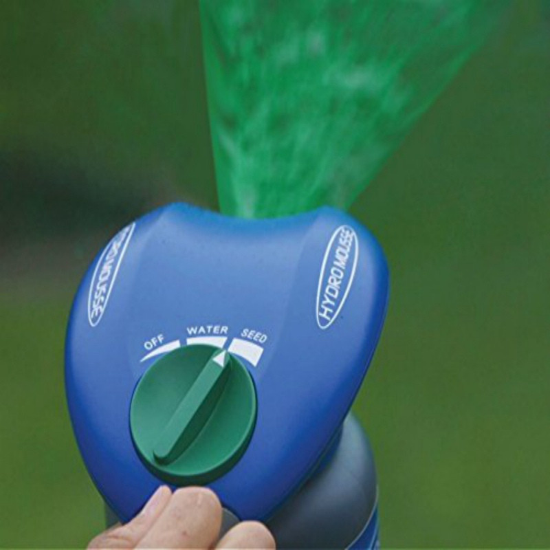 Hydro Mousse Liquid Lawn Growth Garden Sprayer Bottle Grow Grass Anywhere