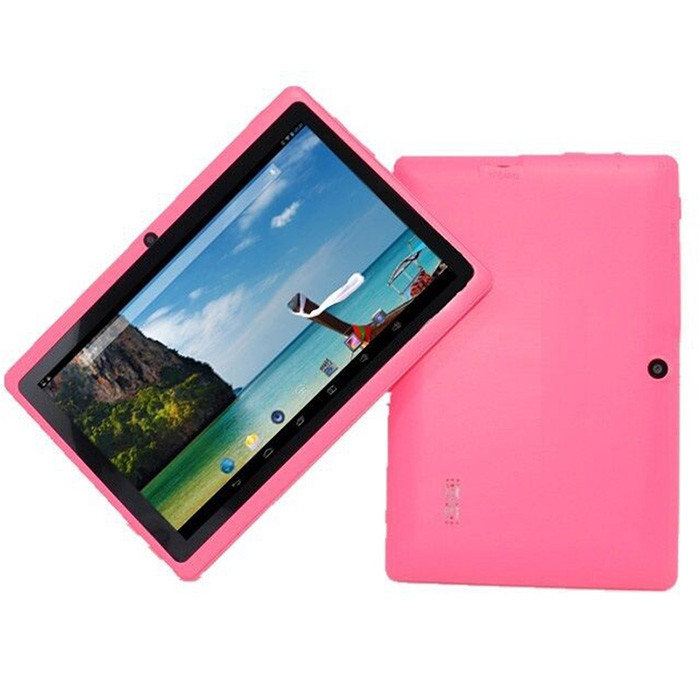 zonko x77 Kids Tablet PC 7.0 inch Android 7.1 RK3126C Quad Core 1.3GHz 1GB RAM 8GB RAM 2.0MP Rear Camera OTA 2500mAh Built-in