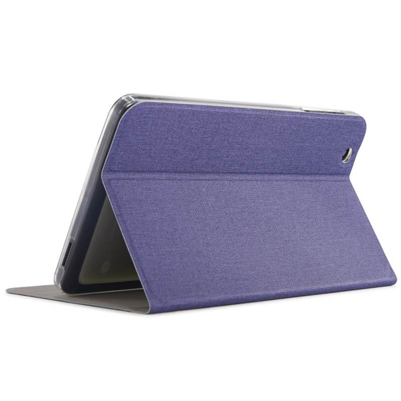 8.4-inch PU + TPU Drop-proof Business Bracket Leather Case for ALLDOCUBE M8 Tablet M8 Tablet