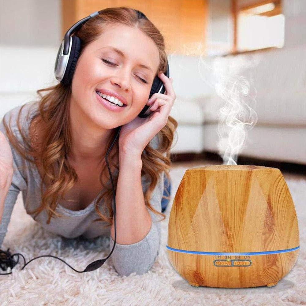 Air Humidifier Essential Oil Aroma Mist Maker
