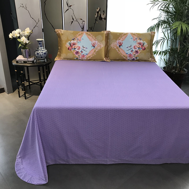 European and American 80S 3D Painting Bedding 4PCS