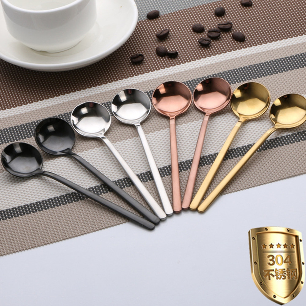 304 Creative Stainless Steel Stirring Spoon