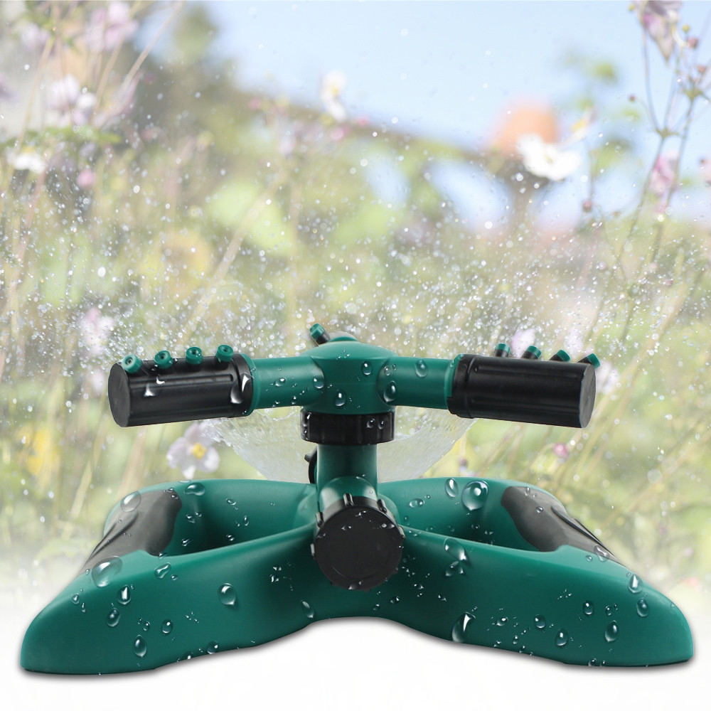 Adjustable Pulse Sprinkler with Butterfly Base
