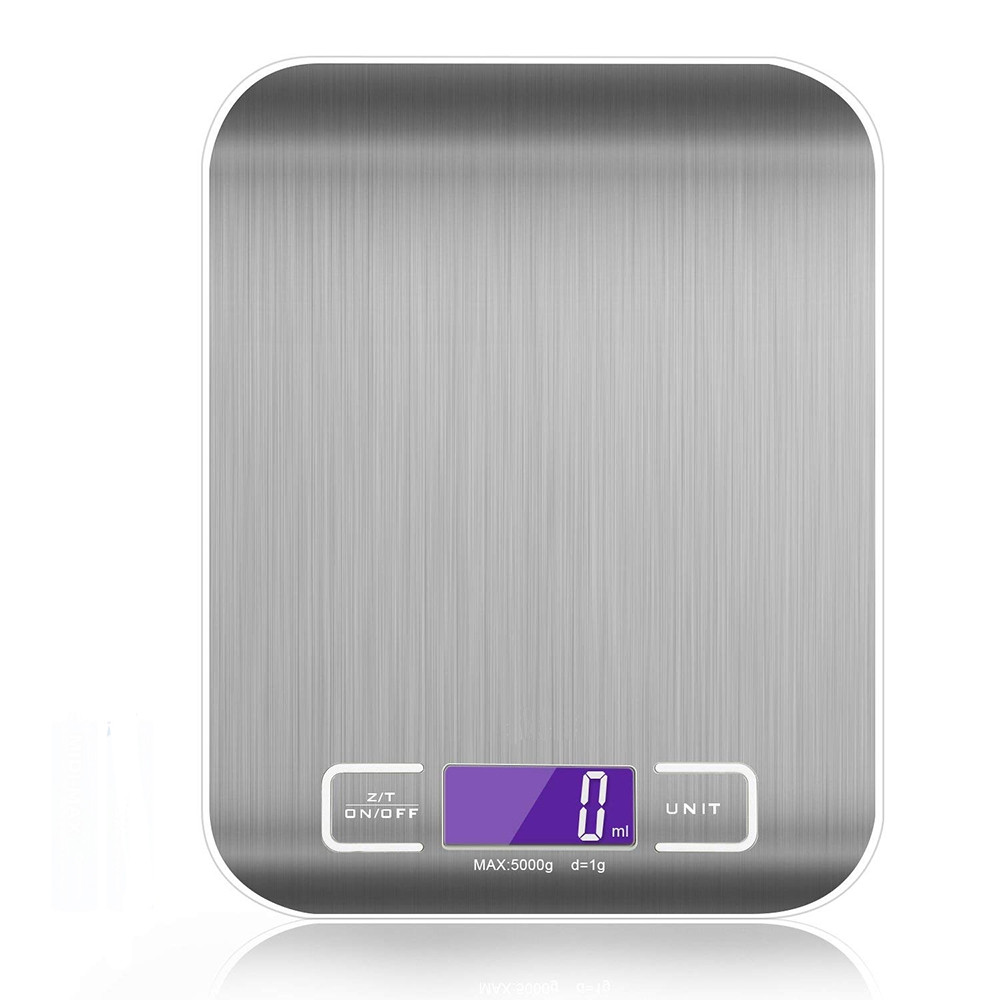 Digital Kitchen Scale  5KG/1G Cooking Scale  High Accuracy Food Scale By Elimi
