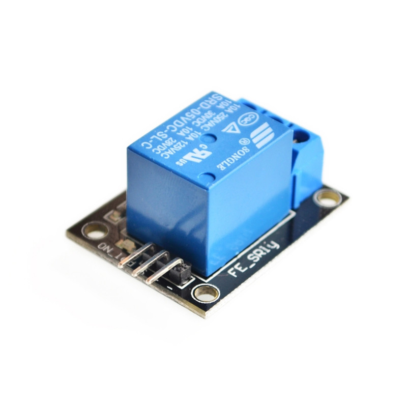 5V Relay 1 Channel Relay Module