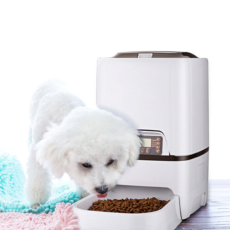 Automatic Convenient Pet Timing Feeder