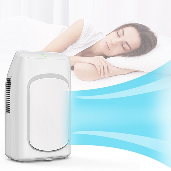 AX2 Household Mini Air Purifier Basement Dehumidifier