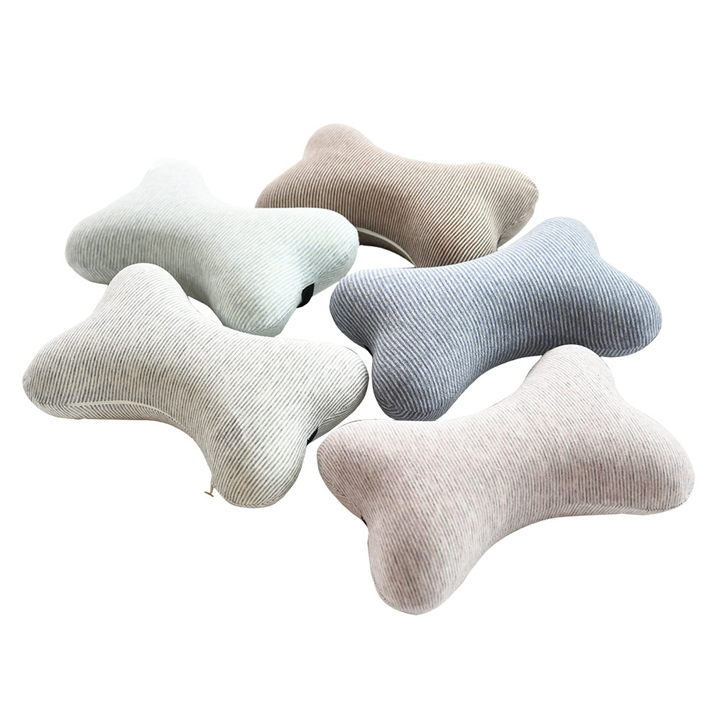 Bone pillow multi-function cotton fabric chronic rebound memory cotton