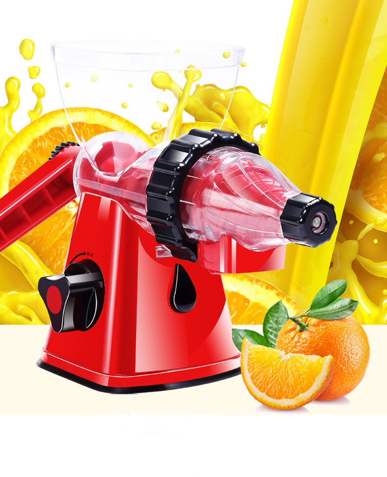 Household Multipurpose Manual Fruit Juicer